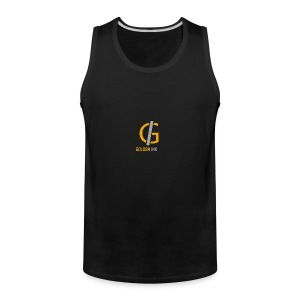 GoldenInkClothing - Men's Premium Tank