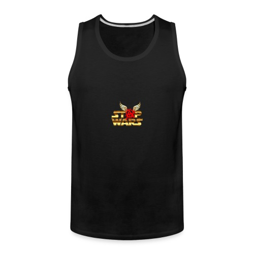 Stop Wars. Wing's and Anarchy - Men's Premium Tank