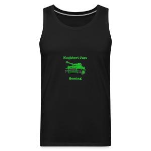 HughbertJassGamingTiger - Men's Premium Tank
