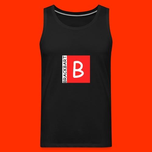 Brackbart Official Logo - Men's Premium Tank