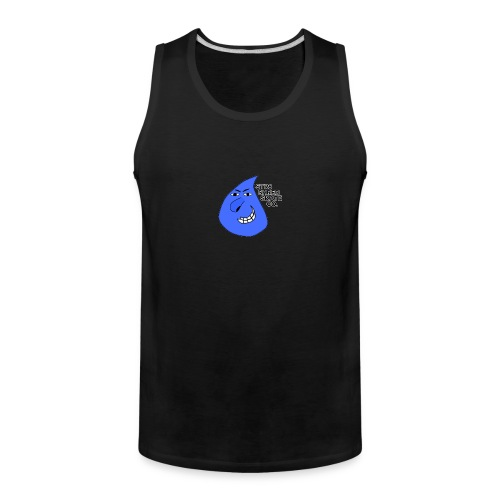 Bill The Raindrop - Men's Premium Tank