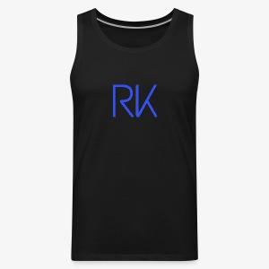 Blue Chill RK - Men's Premium Tank