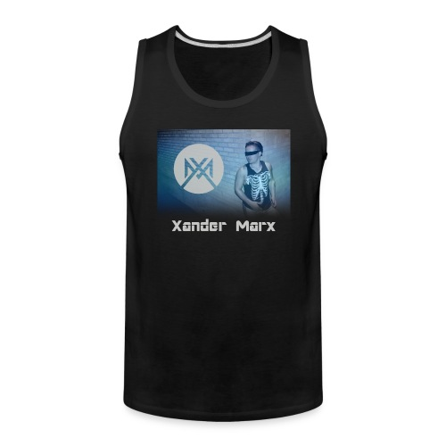 Xander Phantom T-Shirt - Men's Premium Tank