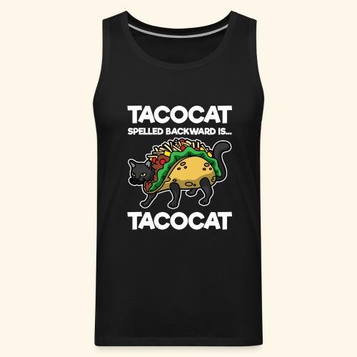 Tacocat is Tacocat - Men's Premium Tank