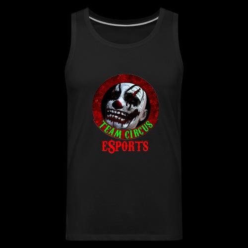 Team Circus eSports Logo - Men's Premium Tank