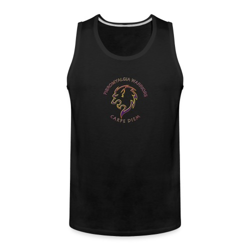 Fibromyalgia Warriors - Men's Premium Tank