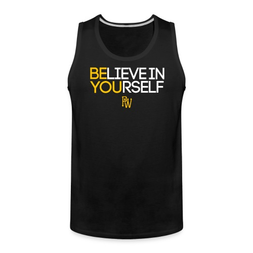 BE YOU - Men's Premium Tank