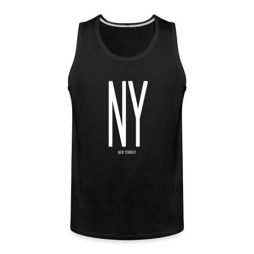 NEW YORKER - Men's Premium Tank