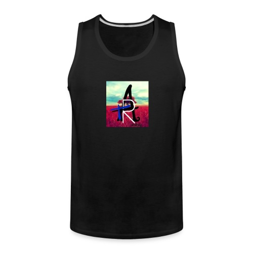 Art Logo/liz.designs/ - Men's Premium Tank