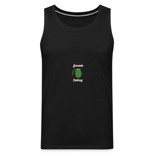 Grenade Clothing - Men's Premium Tank