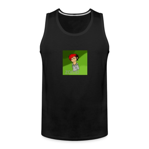 zomb is nere - Men's Premium Tank