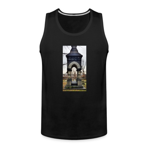 through the darkness - Men's Premium Tank