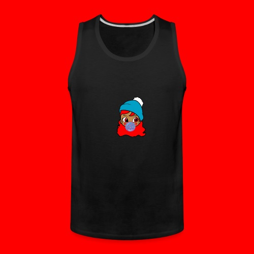 unbothered_girl - Men's Premium Tank
