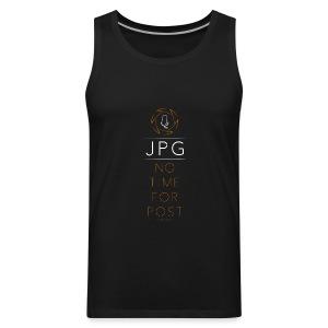 For the JPG Shooter - Men's Premium Tank