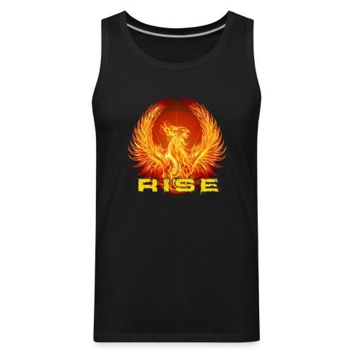 rise2 - Men's Premium Tank
