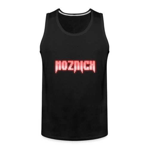 TEXT MOZNICK - Men's Premium Tank
