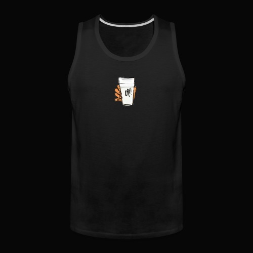 Double Cup Oye City - Men's Premium Tank