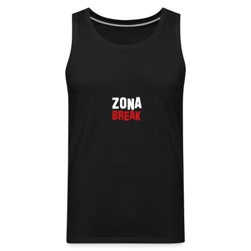 Zonabreak - Men's Premium Tank