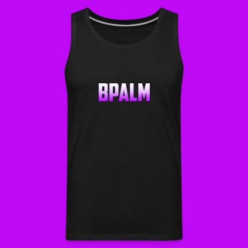 Original BPalm Logo - Men's Premium Tank