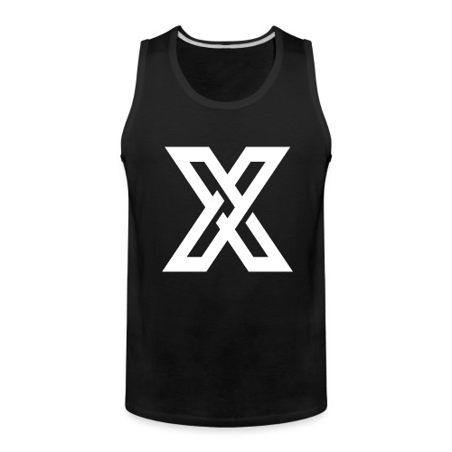 Project X logo - Men's Premium Tank
