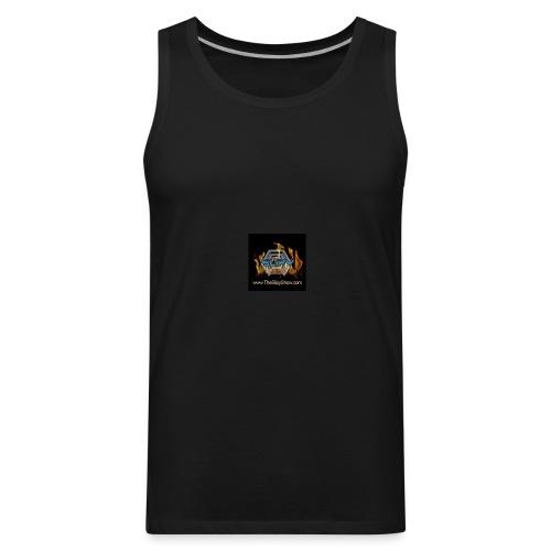 Slipy Show Logo - Men's Premium Tank