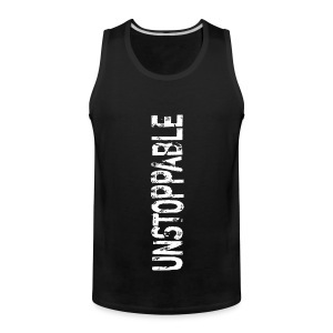 vertical unstoppable - Men's Premium Tank