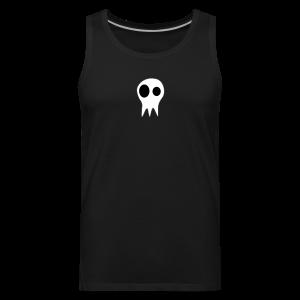 The Grims Skull Logo - Men's Premium Tank