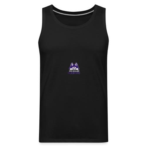 Huskies Logo #2 - Men's Premium Tank