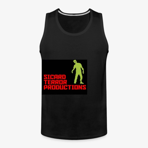 Sicard Terror Productions Merchandise - Men's Premium Tank