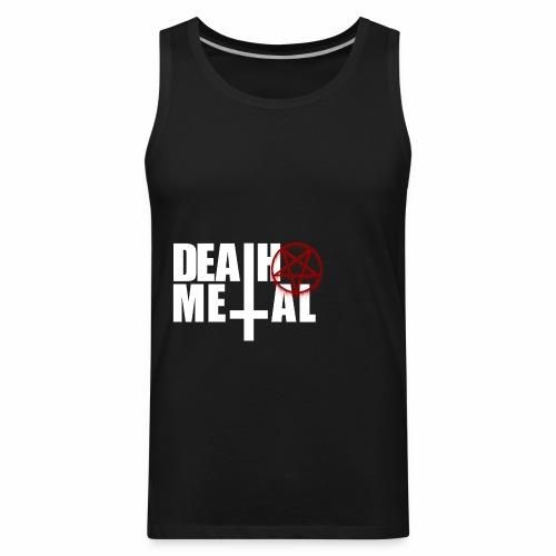 Death metal! - Men's Premium Tank