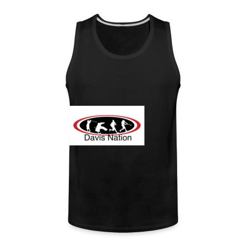 Davis Nation - Men's Premium Tank