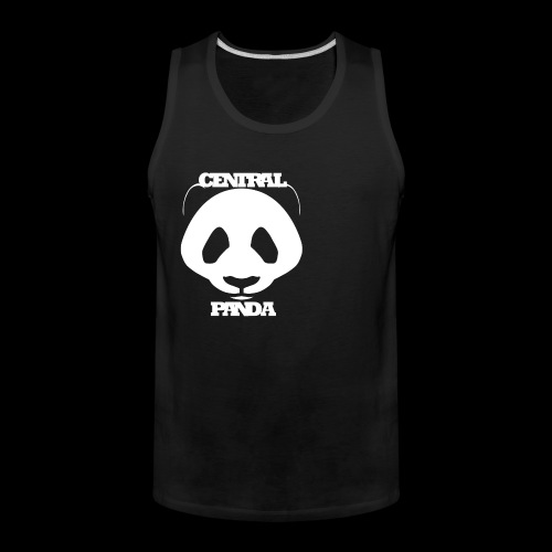 Central Panda - Men's Premium Tank