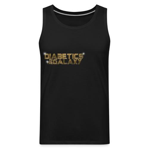 Diabetics Of The Galaxy - Men's Premium Tank