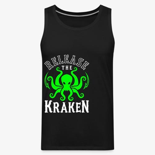 Release The Kraken - Men's Premium Tank
