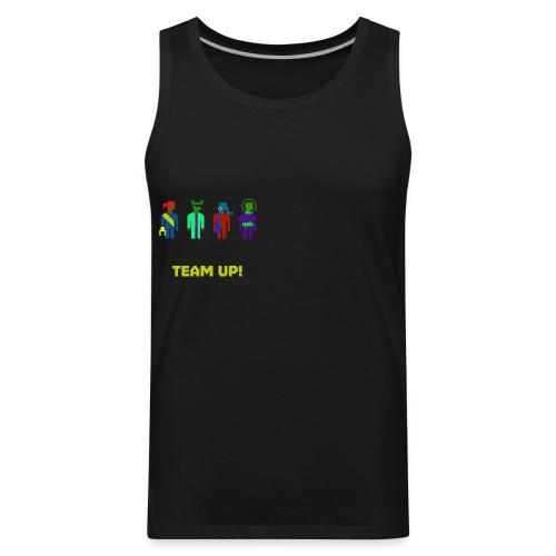 Spaceteam Team Up! - Men's Premium Tank