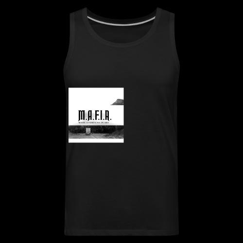 Road to Success(Mafia) - Men's Premium Tank