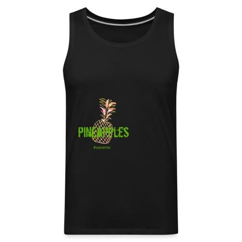 pineapples - Men's Premium Tank