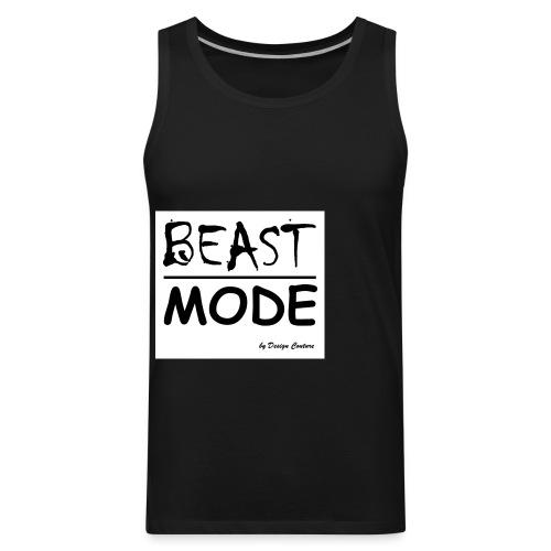 MODE, BEAST-BLACK - Men's Premium Tank