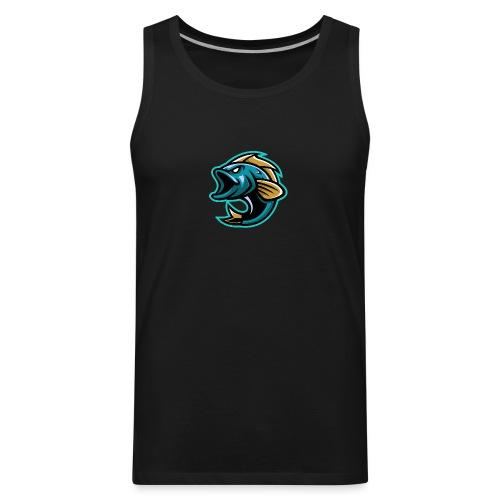 PogFish Logo Only - Men's Premium Tank