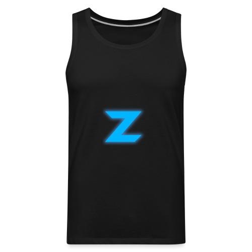 iron man Z - Men's Premium Tank
