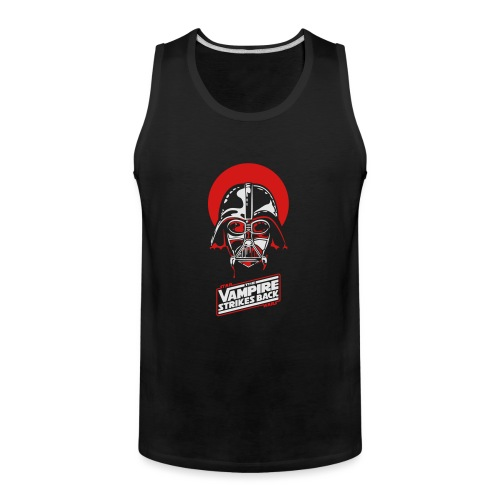 the Vampire Strikes Back - Men's Premium Tank