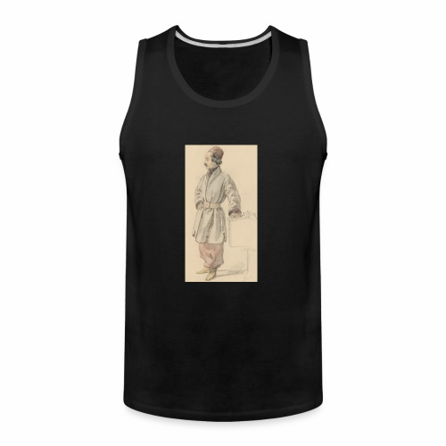 rs portrait sp 01 - Men's Premium Tank