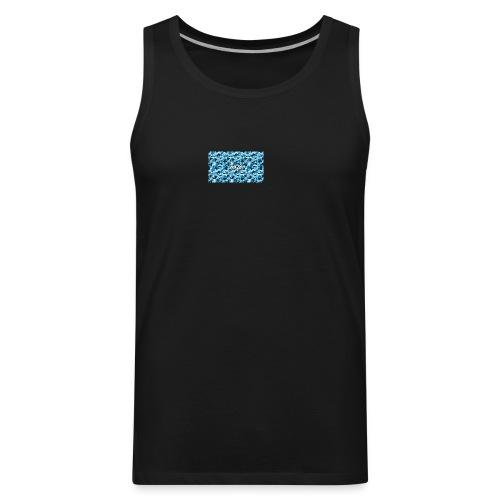 Iyb leo bape logo - Men's Premium Tank
