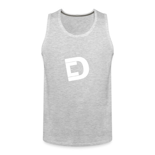 DrewskysChannel Youtube Logo - Men's Premium Tank