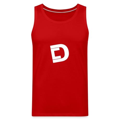 DrewskysChannel Youtube Logo - Men's Premium Tank