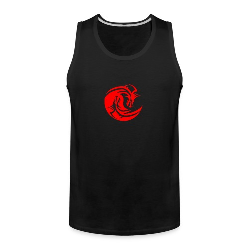 A Dragazon® Gamer Never Dies - Men's Premium Tank