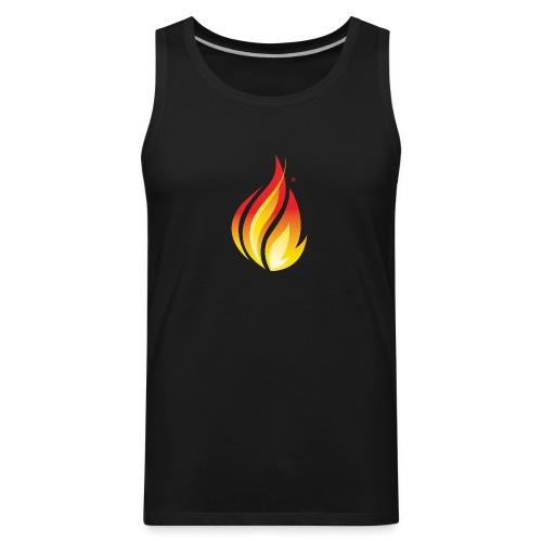 HL7 FHIR Flame Logo - Men's Premium Tank