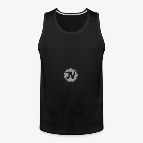 My logo for channel - Men's Premium Tank