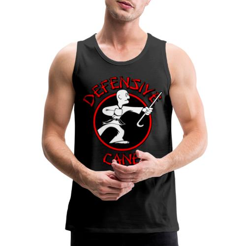 Defensive Cane - Men's Premium Tank