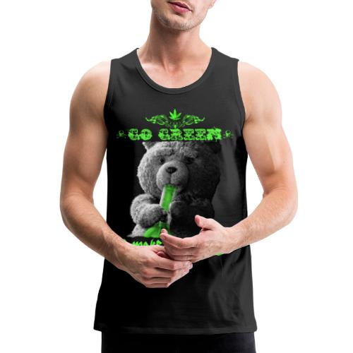 Go Green 2 - Men's Premium Tank